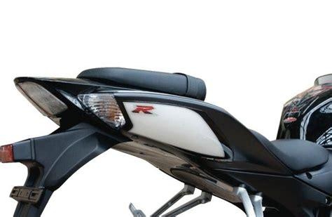 Motografix Rear Number Board   Suzuki GSX R750   RS008U