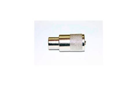 Conector N Isolator Teflon High Quality con1312 pl 259 connector for rg 213 high quality insulating ptfe