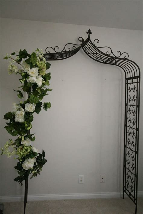 Wedding Arch Hobby Lobby by Hobby Lobby Iron Garden Arch Latish