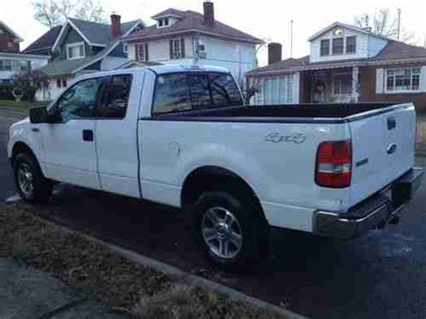 how petrol cars work 2006 ford f150 transmission control sell used 2006 ford f 150 xlt extended super cab pickup 4 door 5 4l flex fuel v8 in coraopolis