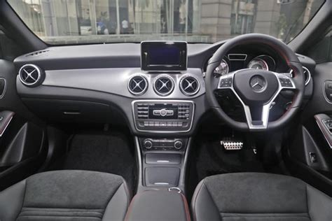 interior gla 200 mercedes benz gla 200 urban dealer mercedes benz jakarta