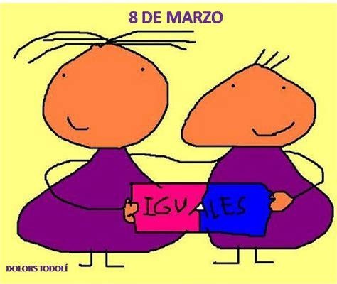 ocho daas de marzo d 237 a internacional de la mujer educando en igualdad