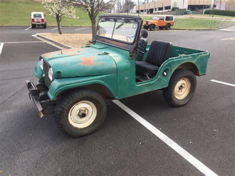 jeep st louis 1963 jeep willys cj in louis mo bogie s motors