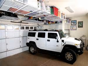 cool storage garage ideas with cabinets and shelves which the space going cater for