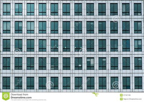 Office building stock image. Image of high, business