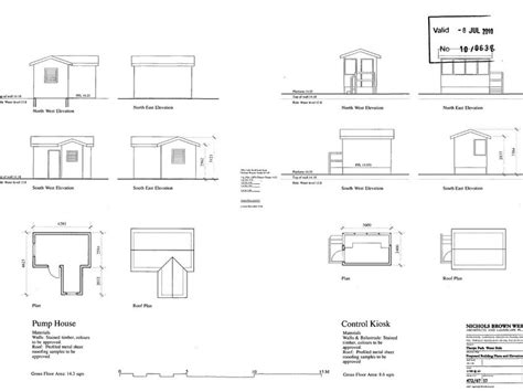 Water Well Pump House Plans Numberedtype