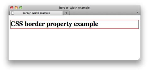 border color css css properties border bottom color w3c wiki