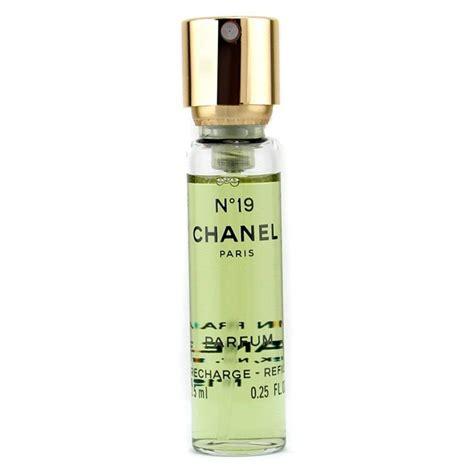Parfum Chanel No 19 chanel no 19 parfum refill spray fragrance fresh fragrances cosmetics australia