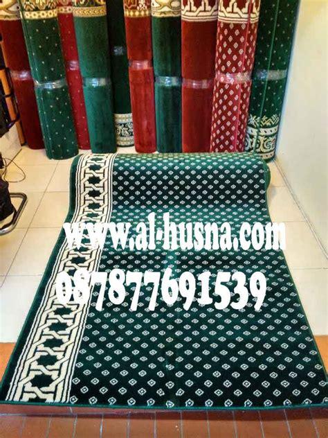 Karpet Masjid Standar karpet masjid al husna pusat kebutuhan masjid
