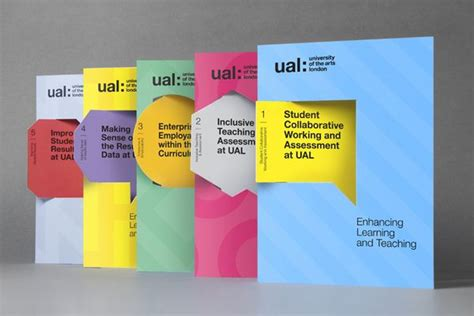 designspiration brochure print university of the arts london designspiration
