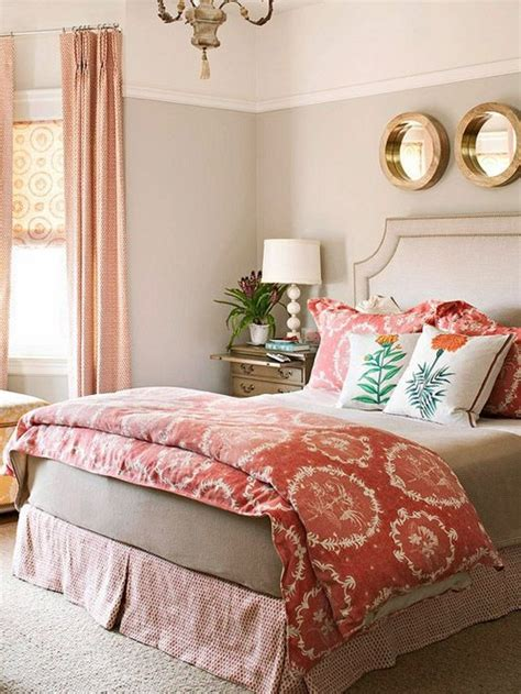 how to paint a sunset on a bedroom wall 32 incredibly cozy bedrooms from bhg messagenote