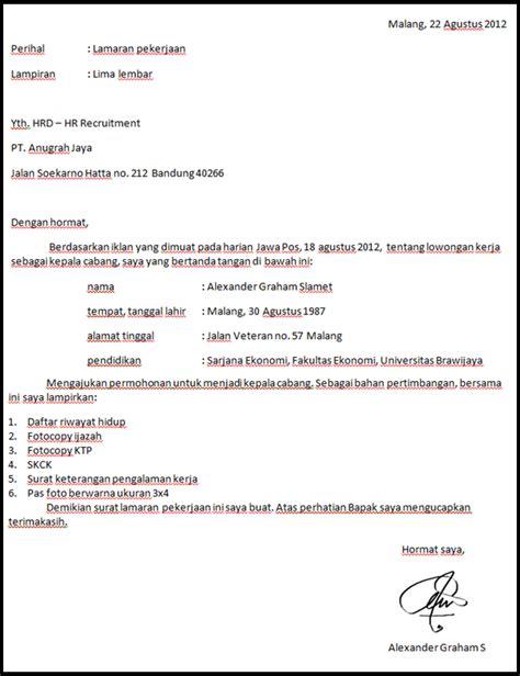 contoh surat dinas yang formal contoh surat review ebooks