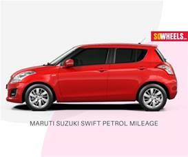 Suzuki A Mileage Maruti Suzuki Petrol Mileage Features