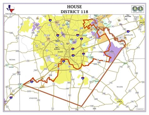 texas house of representatives district map early voting underway for nov 3 general election