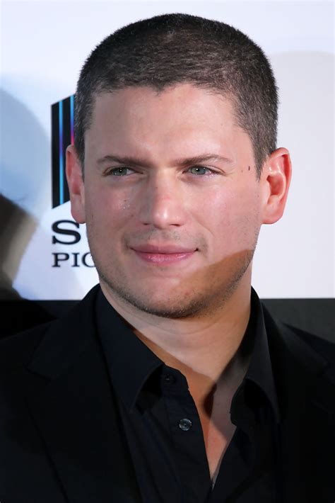 prison haircuts for men wentworth miller photos photos quot resident evil afterlife