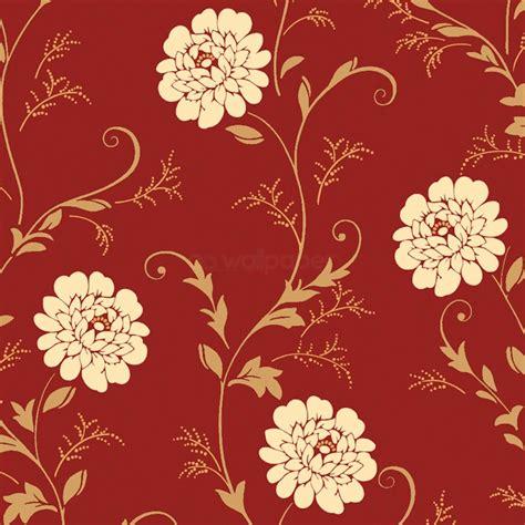 red  cream wallpaper wallpapersafari