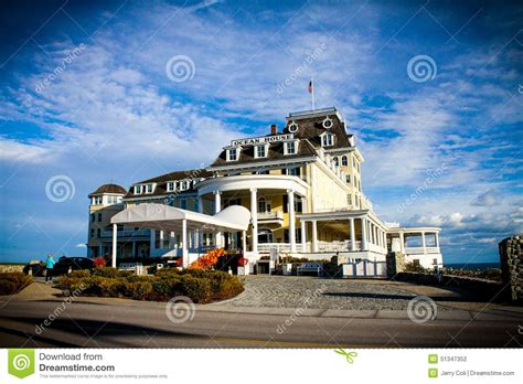 ocean house westerly ri ocean house westerly rhode island editorial photography image 51347352