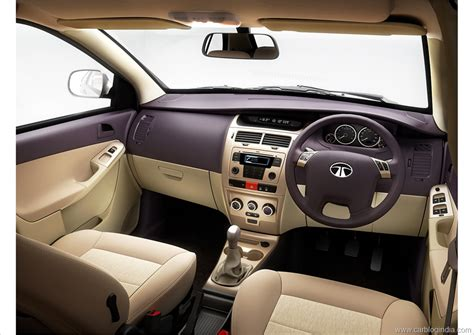Indigo Interiors by Car Picker Tata Indigo Interior Images