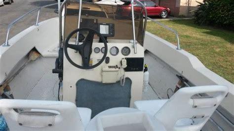 invader center console boat bloodydecks