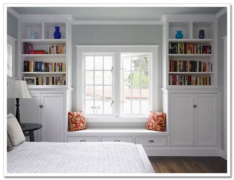 25 best ideas about bedroom bookcase on front