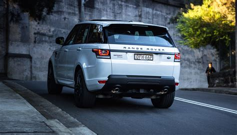 range rover back 2016 2016 range rover sport sdv6 hse dynamic review photos