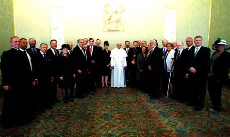 world jewish congress american section pope a true christian cannot be an anti semite world