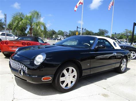 2004 ford thunderbird premium for sale 130 used cars from