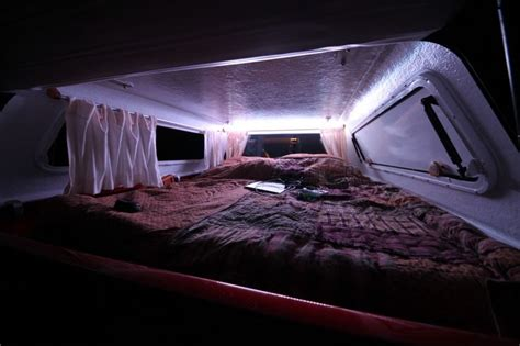 Sleeper Cer Shells by Truck Bed Cing Ideas