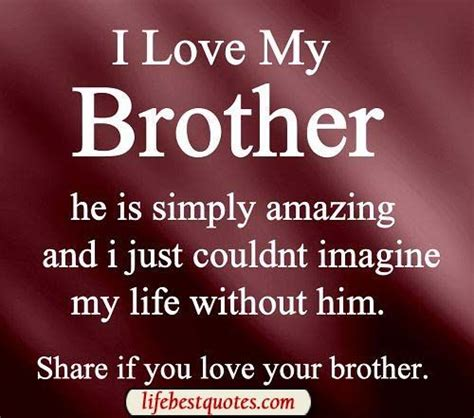 I Love My Brother Meme - i love my brother quotes for facebook forget to join