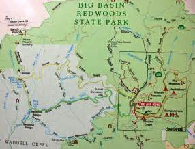 Big Basin Redwoods State Park Map by Big Basin Redwoods State Park Map Flickr Photo Sharing