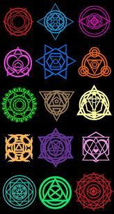 oct  magic circles day magic symbols magic circle