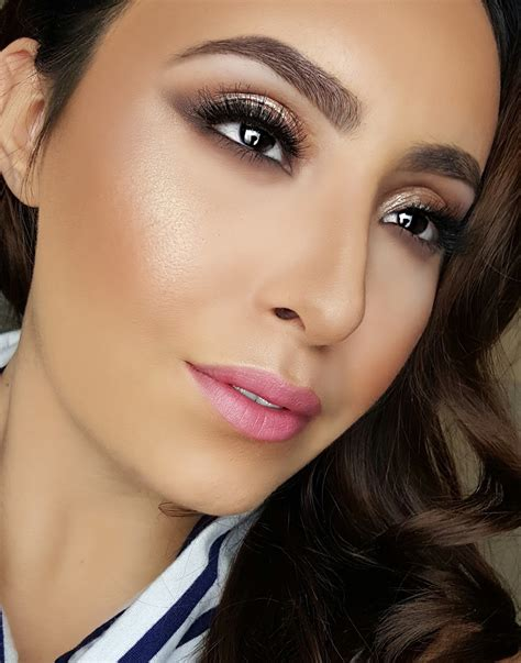 natural glam makeup tutorial beauty addict on a mission natural glam makeup tutorial