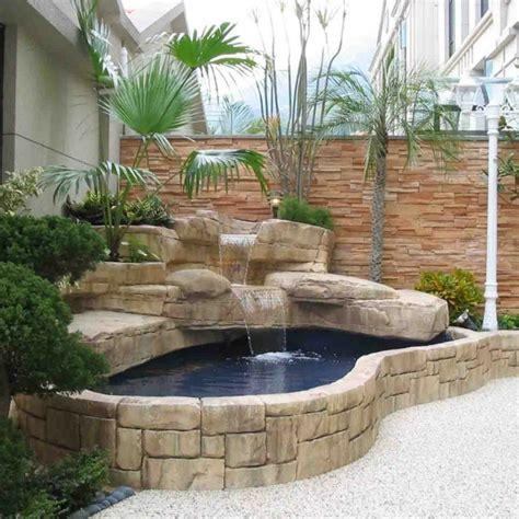 imagenes de jardines y cascadas cataratas y cascadas en el jard 237 n 75 ideas