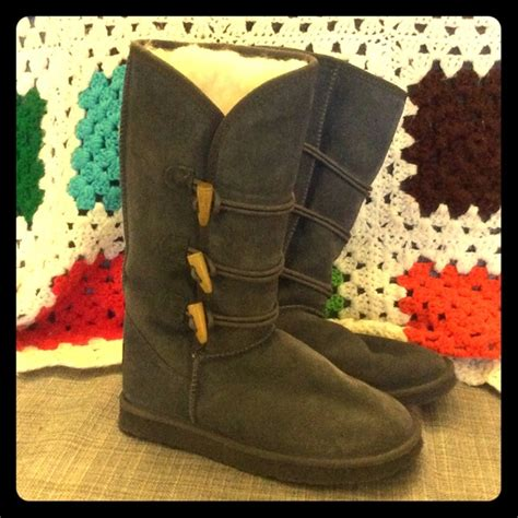 Emu My New Favorite Boots by Emu New Ukala Emu Wool And Suede Gray Boots Size 7 From