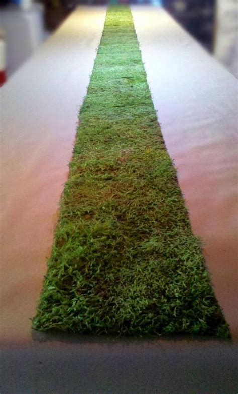 moss table runner best 25 moss table runner ideas on moss