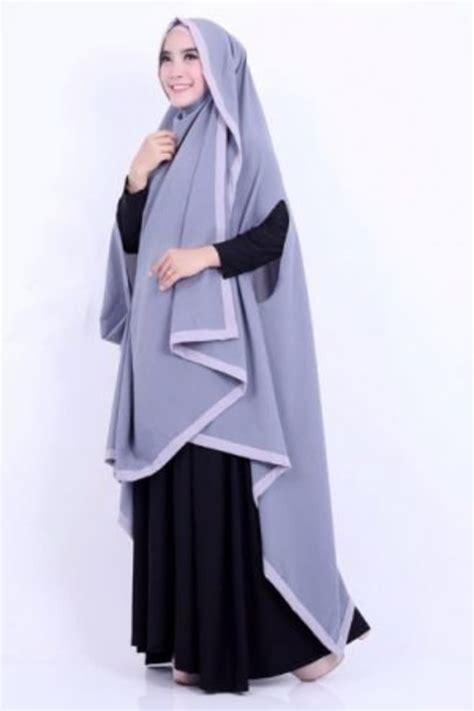 Pengertian Khimar Ini Pengertian Jilbab Khimar Kerudung Niqab Dan