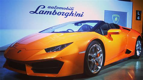 How Many Lamborghini Aventadors Been Sold Lamborghini Finally Brings The Huracan Spyder Rwd To India