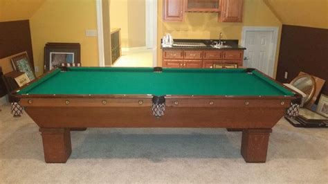 50 best images about brunswick pool table installs on