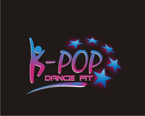 kpop design contest k pop dance fit logo wettbewerb logos by khelog