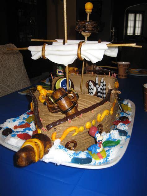 piratengeburtstag kuchen pirate cakes decoration ideas birthday cakes