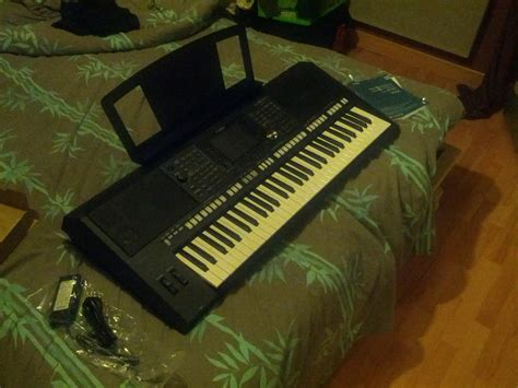 Keyboard Yamaha Psr S950 Second yamaha psr s950 image 708666 audiofanzine
