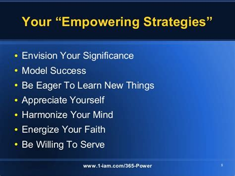 empower your purpose 7 to achieve success and fulfill your destiny books 7 awesome leadership power generating strategies seminar