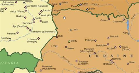 Volhynia Birth Records Communities Shtetls Of Ukraine