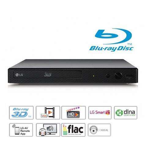 Lg Dvd Player Bp450 Hitam lg bp450 lecteur dvd hd usb smart tv