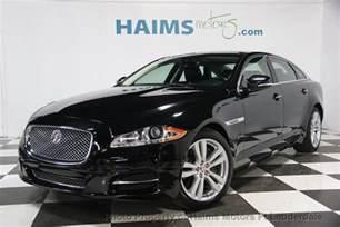 2014 Jaguar Xjl Price 2014 Used Jaguar Xj 4dr Sedan Xjl Portfolio Rwd At Haims