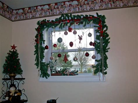 terrific window decoration design with