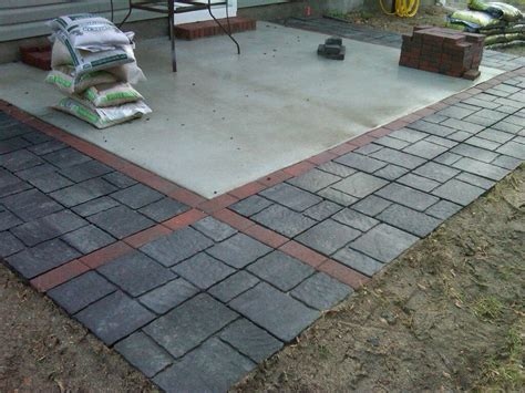 16x16 Patio Pavers 16x16 Concrete Pavers For Sale Delta Tans Paver Driveway Cost Vs To Replace With Home Decor The