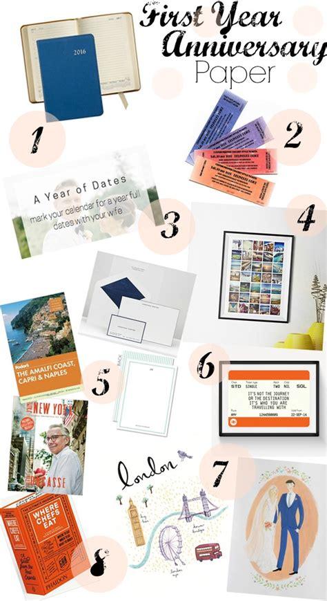 One Year Wedding Anniversary Ideas by Flip Flops Gift Ideas One Year Wedding