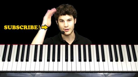 tutorial in piano how to play quot canon in d quot pachelbel piano tutorial w
