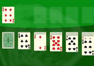 giochi di carte da tavolo solitario gioco solitario master